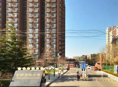 金桥国际公寓 1室1厅1卫