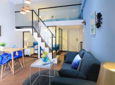 乐窝公寓 2室1厅1卫