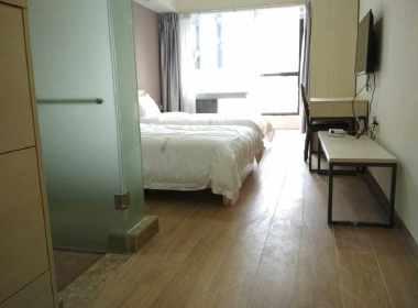 怡馨酒店公寓 1室0厅1卫