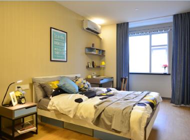 魔方公寓(交通大学店) 1室0厅1卫
