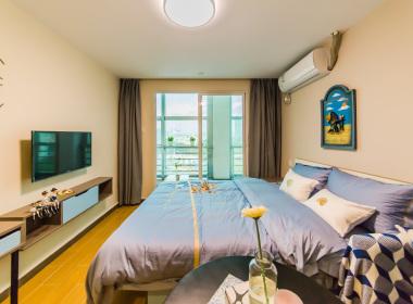 魔方公寓(西丽南路店) 1室0厅1卫