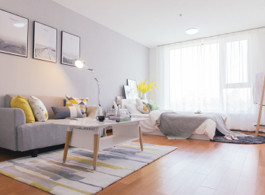 熊猫公寓(百合湾店) 1室0厅1卫