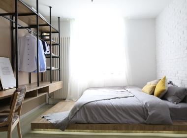 熊猫公寓(北工大店) 1室0厅1卫