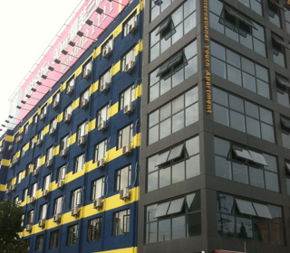 橙家国际青年公寓(沪太店)