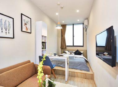 哈租客公寓(华丰店) 1室1厅1卫