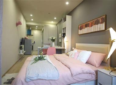 哈租客公寓(中大银泰城店) 1室1厅1卫