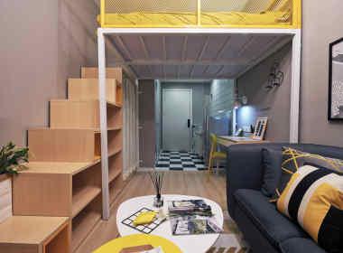 红璞公寓(水韵尚座店) 1室1厅1卫