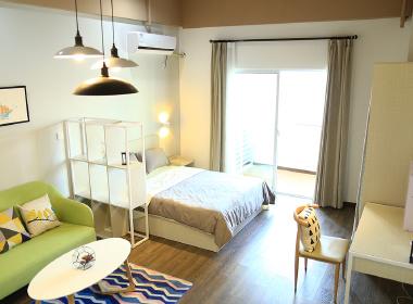 红璞公寓(水务大厦店) 1室1厅1卫
