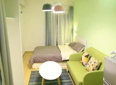 红璞公寓(中豪七格店) 1室1厅1卫