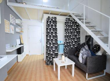 创寓(大运店) 1室0厅1卫
