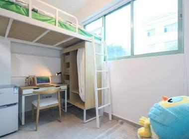 创寓(平湖店) 1室0厅1卫