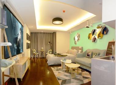 城家公寓(前门店) 1室0厅1卫