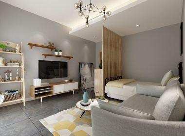品质公寓(北村47栋) 1室1厅1卫