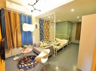 七号企鹅公寓(中心村) 1室0厅1卫