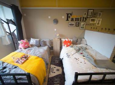 贝客公寓(白下高新店) 1室0厅1卫