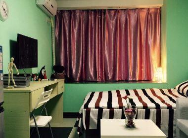 雅轩域公寓(铁心桥店) 1室0厅1卫