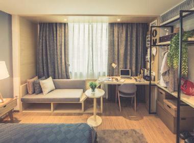 蝌蚪公寓(滨江东店) 1室0厅1卫