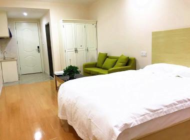 梵希智选公寓(东新路店) 1室0厅1卫