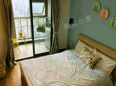 翔威公寓(南秀店) 1室1厅1卫