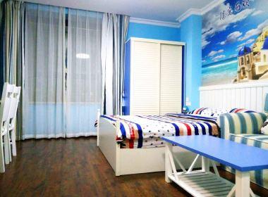 达人嘉公寓(汽车南站店) 1室0厅1卫