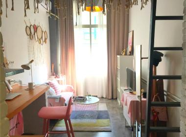 乐乎公寓(广州) 1室0厅1卫