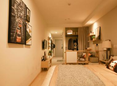 冠寓(银隆百货店) 1室0厅1卫