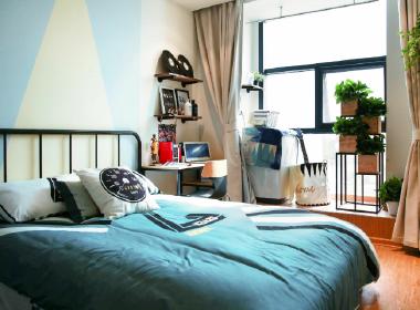 冠寓(未来城融通店) 1室0厅1卫