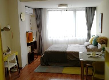世联红璞公寓(二七广场店) 1室0厅1卫