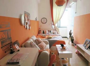 红璞公寓(东圃店) 1室0厅1卫