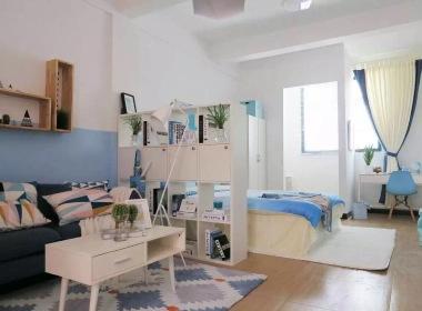 红璞公寓(东圃店) 1室1厅1卫
