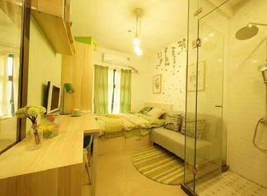 红璞公寓(华观店) 1室0厅1卫