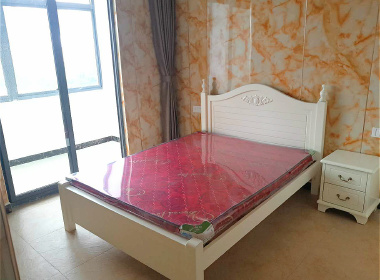 七彩公寓(东湖北路店) 1室1厅1卫