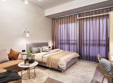 红璞公寓(尚铁大厦店) 1室1厅1卫