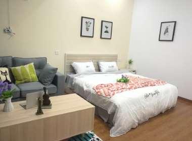 蓝柚公寓 1室0厅1卫