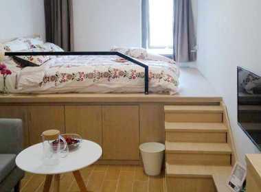 魔方公寓(鲁谷东街店) 1室0厅1卫