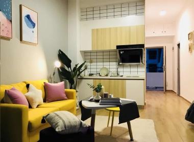 上寓公寓(政府站店) 2室1厅1卫