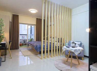 魔方公寓(锦业路店) 1室0厅1卫