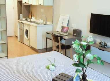 魔方公寓(竹山路店) 1室0厅1卫