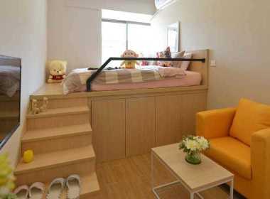 魔方公寓(龙眠大道店) 1室0厅1卫