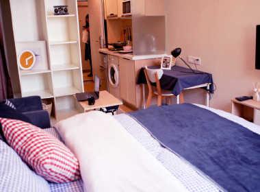魔方公寓(秋涛路店) 1室0厅1卫