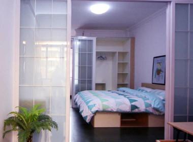 魔方公寓(流花湖公园店) 1室0厅1卫
