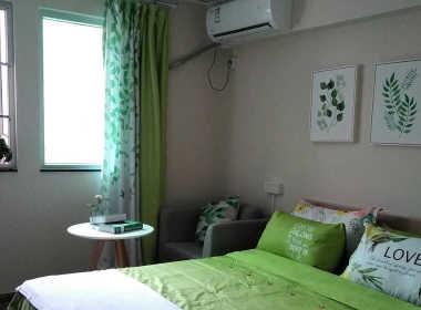 魔方公寓(滘口地铁站店) 1室0厅1卫