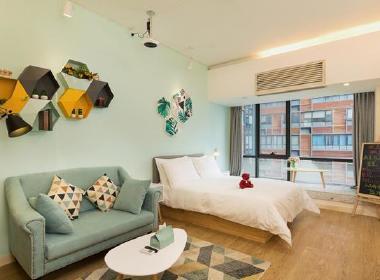 城家精选公寓(珠江新城华强路店) 1室0厅1卫