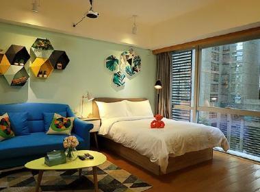 城家精选公寓(珠江新城地铁站店) 1室0厅1卫
