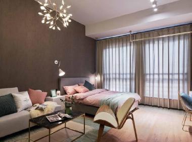 红璞公寓(仓溢店) 1室1厅1卫