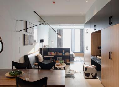 群岛公寓(西兴店) 1室1厅1卫