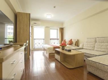 寓居服务公寓(唐宁ONE店) 1室1厅1卫