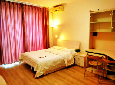 寓居服务公寓(紫金数码店) 1室1厅1卫