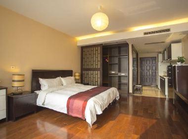 寓居服务公寓(世界城店) 1室1厅1卫