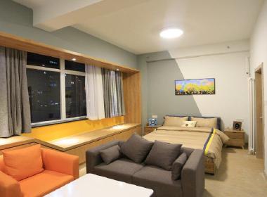 E客公寓(高新一路店) 1室0厅1卫